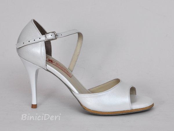 Bridal shoe - Classic tango white [NG