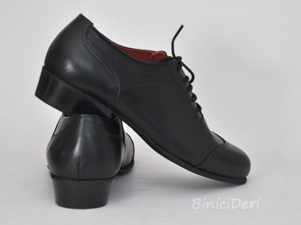 Men's tango shoe - Black