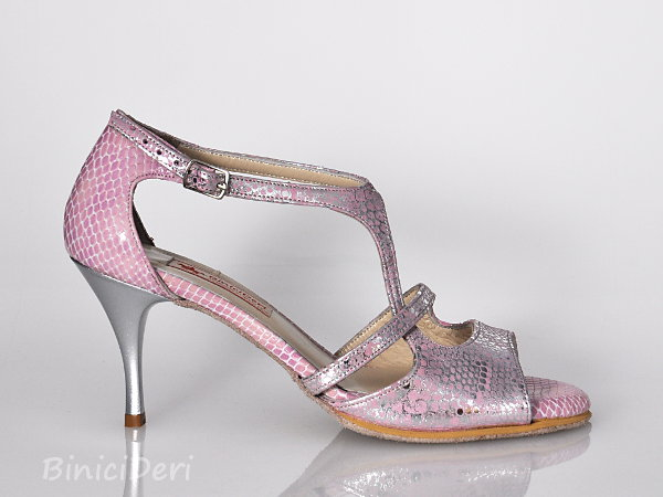 Women's tango shoe - Pale purple - 11pp