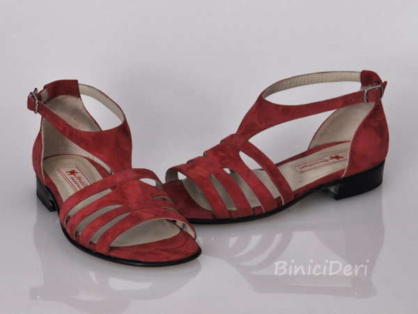 Summer sandal - Rosé - Click Image to Close